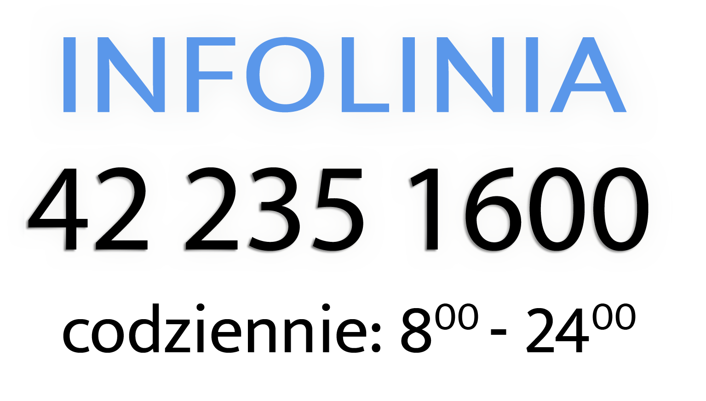 Infolinia: 42 235 16 00